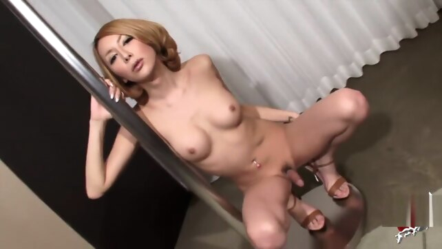 Hime Tsukino - Dance.. asian solo shemale