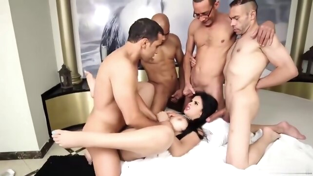 Bruna with Capoeira and.. cumshot latin