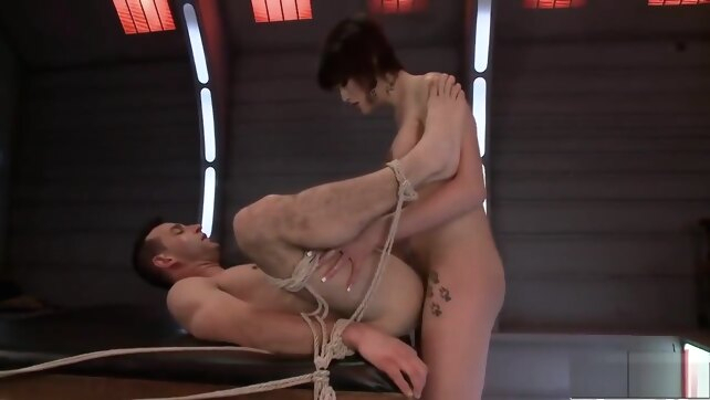 Eva Lin In nylons.. amateur bdsm domination