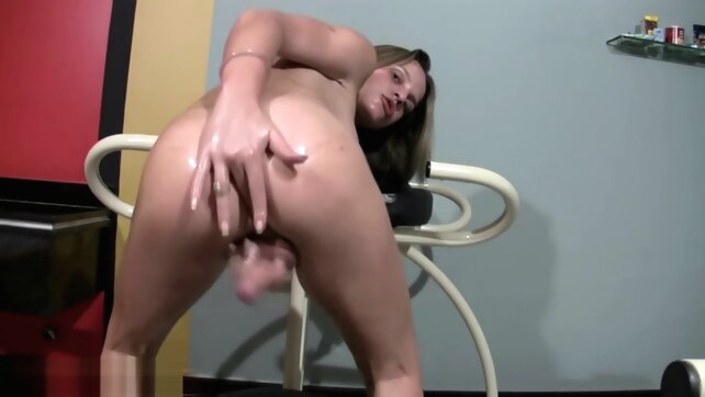 Blonde transsexual is.. amateur big cock big tits