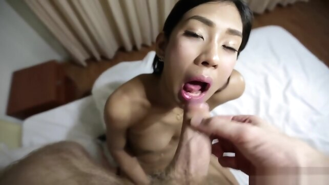 HelloLadyboy - Arin -.. asian guy fucks shemale hd