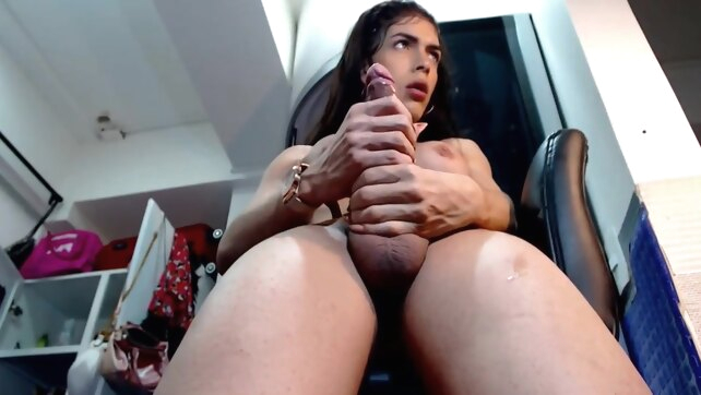 Sharon Lopes - Kittyjons.. amateur big cock latin