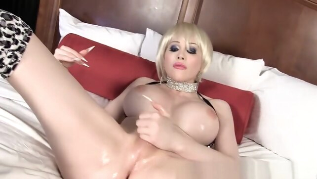 Sarina Valentina is a.. big tits blonde hd
